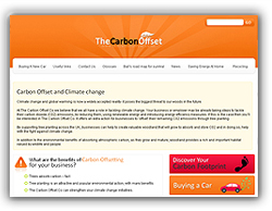 The Carbon Offset
