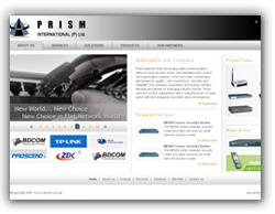 Prism International (P) Ltd.