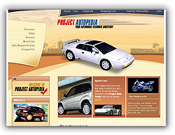 Project Autopedia, Your automobile resource directory