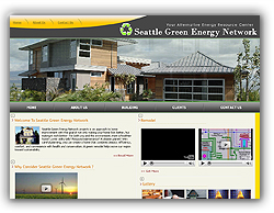 Seattle Green Energy Network, Your Alternative Energy Resource Center
